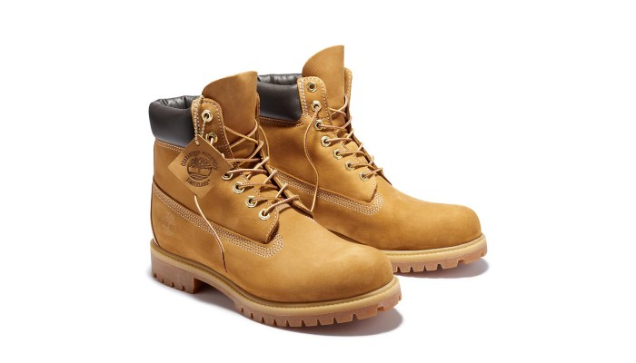 Timberland Classic Yellow Boots