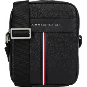 Tommy HIlfiger TH Downtown Mini Reporter Black 7230