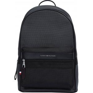 Tommy Hilfiger Elevated Nylon Backpack Black 7261