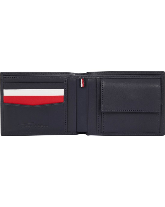 Tommy HIlfiger TH Signature CC and Coin