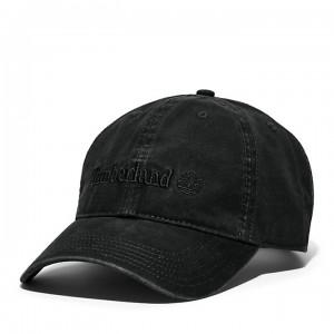 Cooper Hill Baseball Cap for Men in Black
