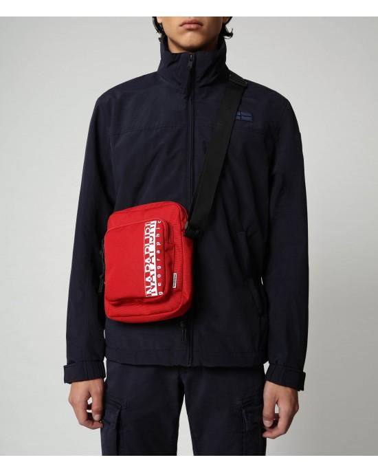 Napapijri Cross Bag Happy Red NA4EU6094