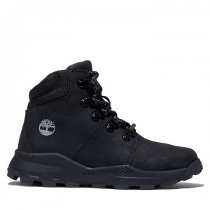 Timberland Brooklyn Hiking Boot for Junior in Black TB0A2786