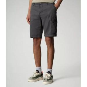 Napapijri Cargo Shorts Grey