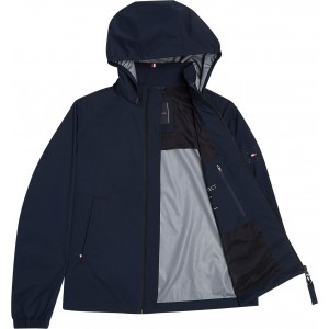 Tommy Hilfiger Stand Collar Jacket
