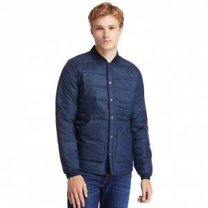Mount Redington Bomber Jacket for Men in Navy
