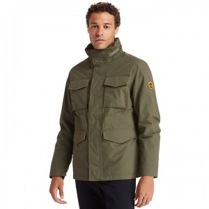 Snowdon Peak 3-in-1 M65 Jacket for Men in Green