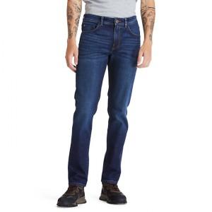 Sargent Lake Stretch Jeans for Men in Dark Blue