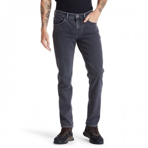 Sargent Lake Washed Jeans for Men in Grey