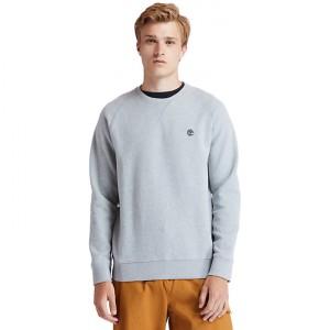 Exeter River Sweatshirt for Men in Light Grey