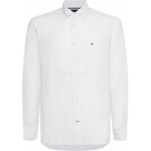 Tommy Hilfiger Linen Shirt White