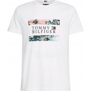 Tommy Hilfiger T-shirt Λευκό