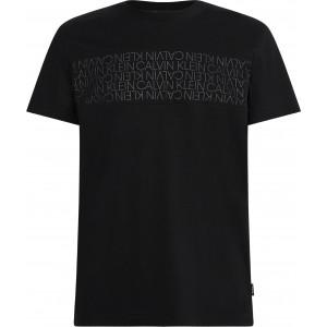 Calvin Klein T-Shirt Μαύρο